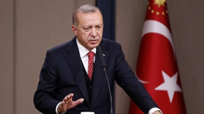 Erdoğan'dan hakim ve savcılara mesaj