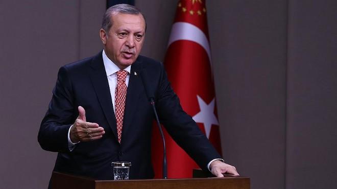 Erdoğan'dan 'kabine değişikliği' sorusuna cevap