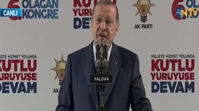 Erdoğan'dan Kılıçdaroğlu'na: Hesap vereceksin!
