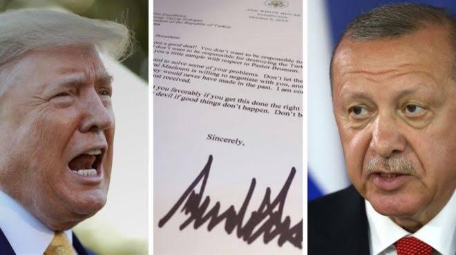 Erdoğan'dan 'mektup' yanıtı: Vakti zamanı geldiğinde...
