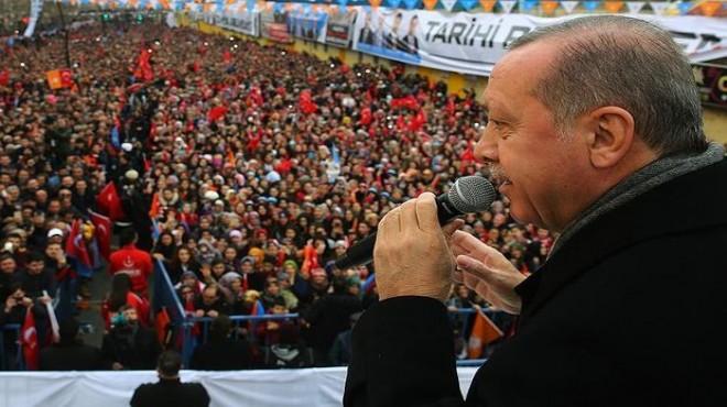 Erdoğan'dan sokak çağrısına rest: Takip ediliyorsunuz!