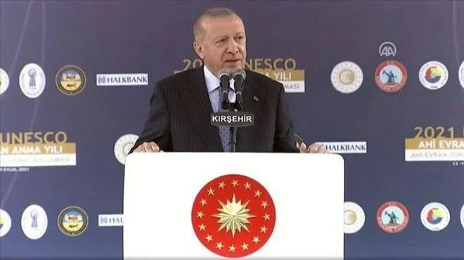 Erdoğan: Fahiş fiyatların önüne geçeceğiz