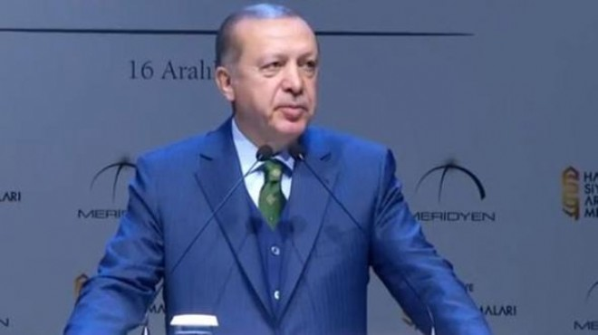 Erdoğan: Günümüzün Neron'ları...