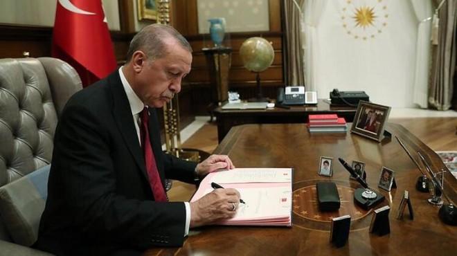 Erdoğan imzaladı: O maddeler uyuşturucu kapsamına girdi