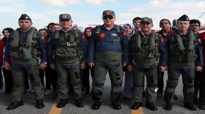 Erdoğan: Tehdit edildiğimiz anlar oldu