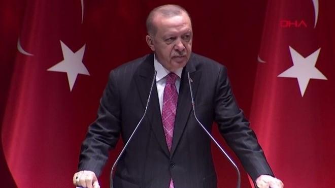 Erdoğan: Yunanistan'ın tavrı art niyetli!