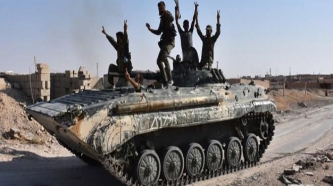 Esad ve YPG Deyrizor'u ele geçirmek için yarışıyor