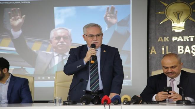 Eski AK Parti Milletvekili Berber'den adaylık açıklaması