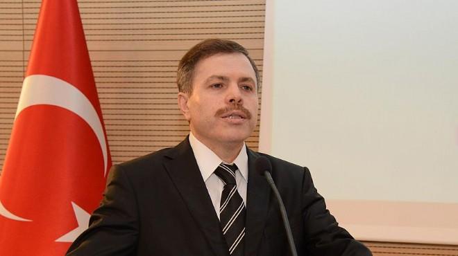 Eski rektör Çelik'e FETÖ'den ceza yağdı!