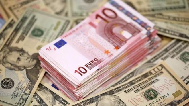 Euro ve Dolar yeniden yükselişe geçti!