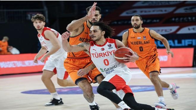 Eurobasket yolunda Milli Takım'dan ilk galibiyet