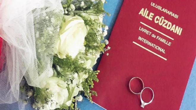 Evlilik istatistikleri açıklandı: İzmir boşanmalarda ikinci sırada