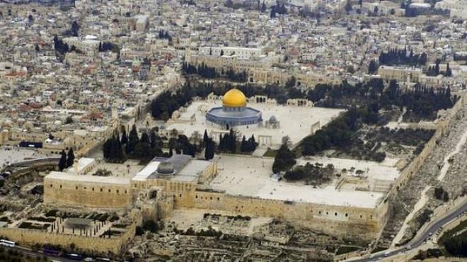 Fanatik Yahudiler Mescid-i Aksa'yı bastı!