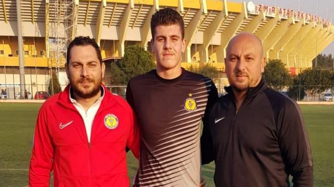 Fenerbahçe, Buca Belediyespor'un 16'lık kalecisini transfer etti