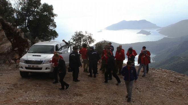 Fethiye'de paraşüt kazası: 2 kişi can verdi