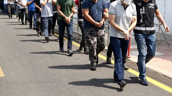 FETÖ'nün mahrem yapılanmasında 14 gözaltı