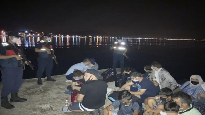 FETÖ'nün sürat teknesi İzmir sularında yakalandı!