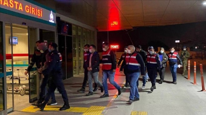 FETÖ operasyonunda yeni gelişme: 36 kişi tutuklandı