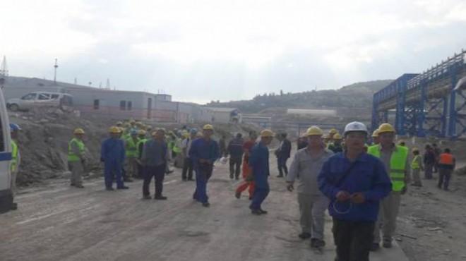 Flaş iddia: Çin'den Soma'ya 'hükümlü işçi' göçü mü?