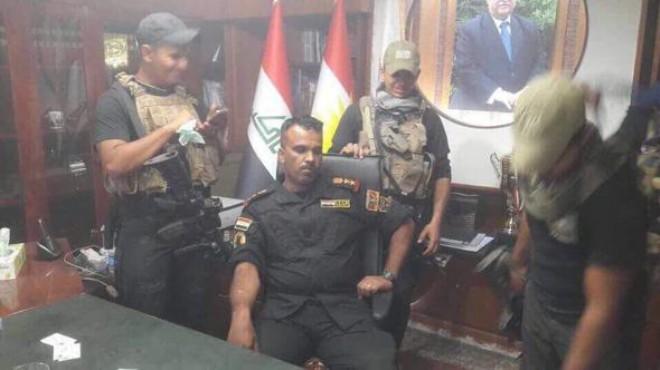 Flaş! Irak ordusu Kerkük'te! Vali'nin odasına girdiler!