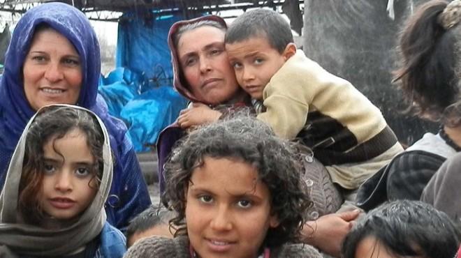 Foça'daki Suriye: Odada 7 kişi kalmak lüks!