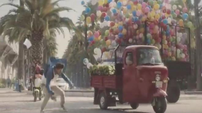 Folkart'tan etkileyici video: Tersten İzmir!