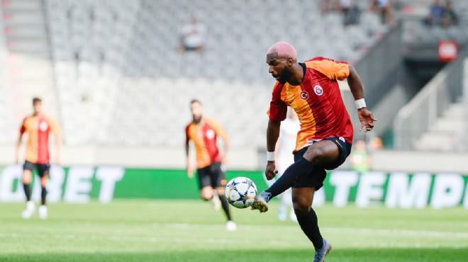 Galatasaray Avusturya'da sahaya çıktı