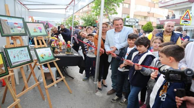Gaziemir'de 'Çevre ve Barış' teması sergisi