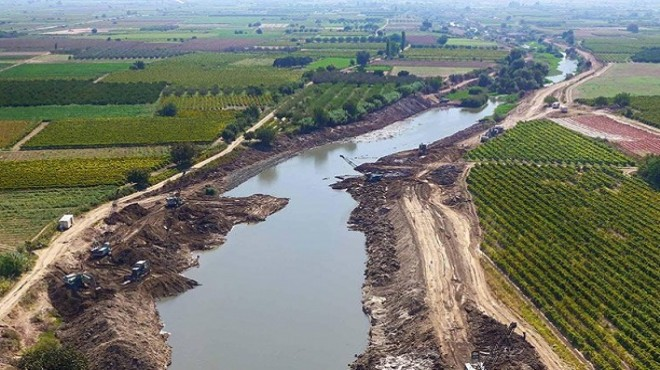 Gediz Nehri için temizlik seferberliği