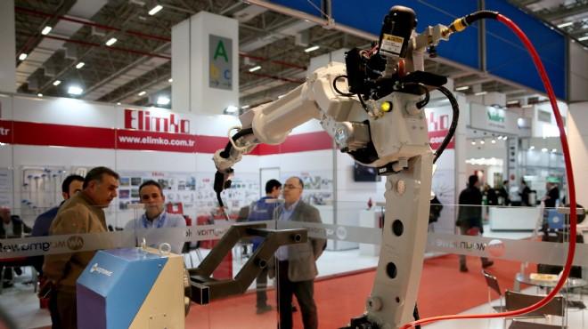 Geleceğin teknolojileri İzmir'de sergileniyor