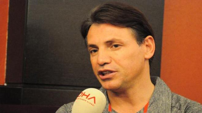Göztepe'de teknik direktör Tuna: Daha başarının yarısındayız