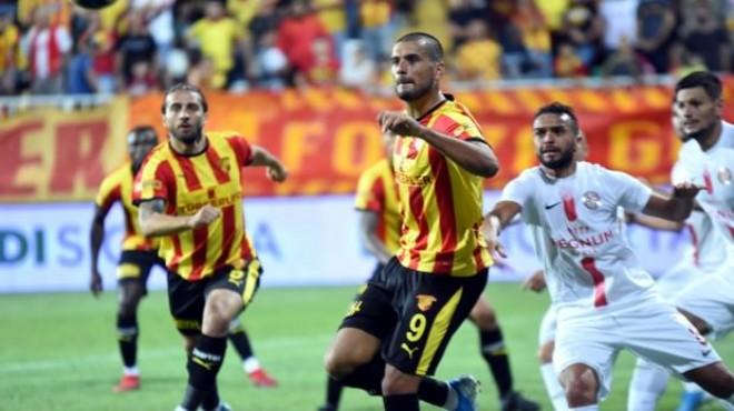 Göztepe'de transfer için Beşiktaş maçına bakılacak