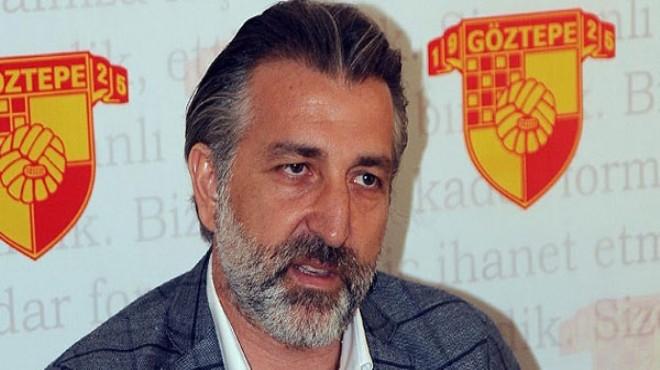 Göztepe'den 'devir' iddiası açıklaması: 'Sabah bir uyandım kulüp elden gitmiş'