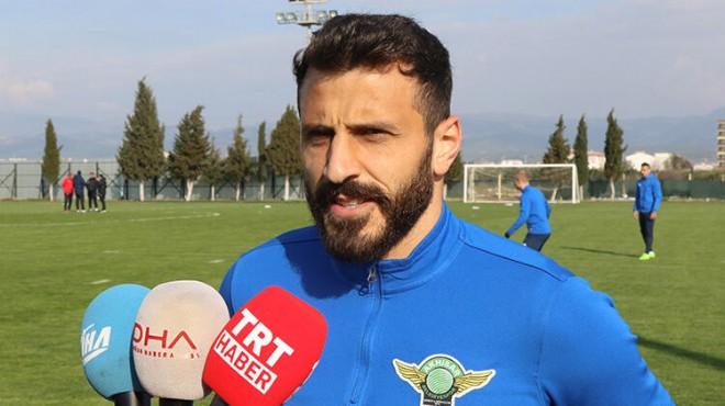 Göztepe'den ilk transfer