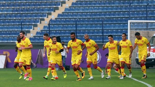Göztepe 'Süper Lig'e çabuk ısındı