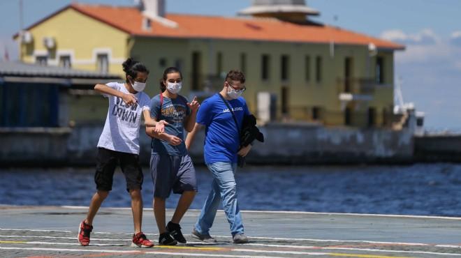 Gün onların günü: İzmirli gençler nefes aldı