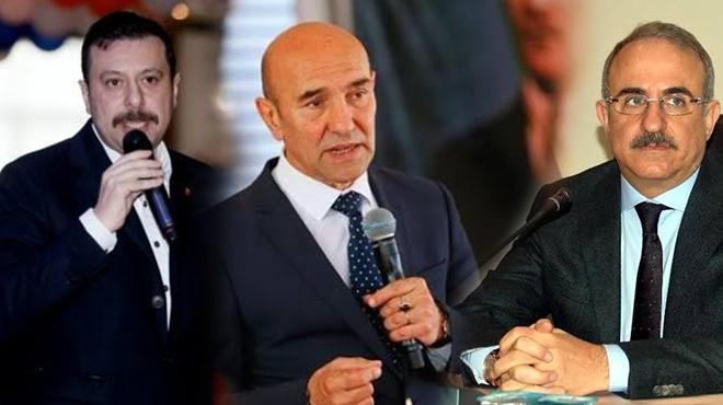Gündem: Barış Pınarı... AK Parti'den Soyer'e tepki!