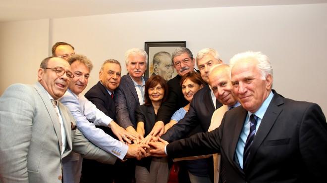 Gündem ekonomi: Büyükşehir ve EGEV'den güçbirliği!