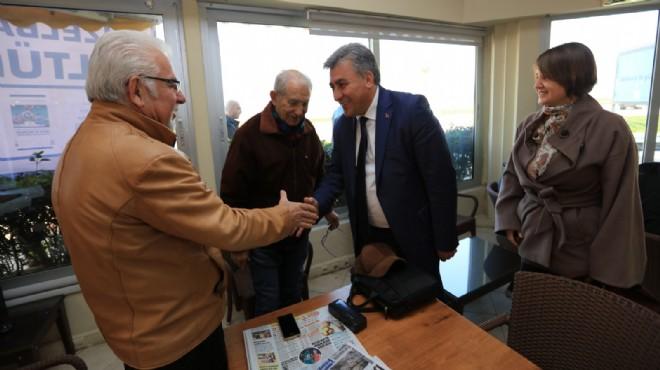 Güzelbahçe Belediyesi'nin Kültür Yayınları tanıtımda