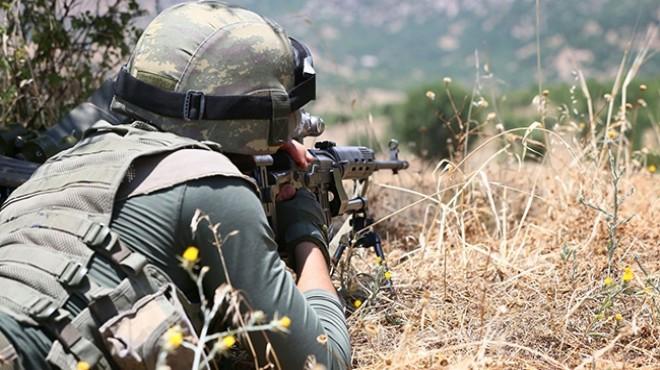 Hakkari ve Şırnak'ta 7 terörist öldürüldü