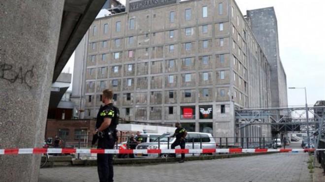 Hollanda'da terör alarmı! Facia kıl payı önlendi