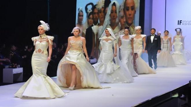 aff07b0938708 İzmir Büyükşehir Belediyesi ev sahipliğinde Ege Giyim Sanayicileri (EGSD)  partnerliğinde İZFAŞ tarafından gerçekleştirilecek olan IF Wedding Fashion  İzmir ...