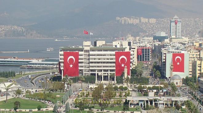 İl başkanı açıkladı: İzmir'e operasyon hazırlığı iddiası!