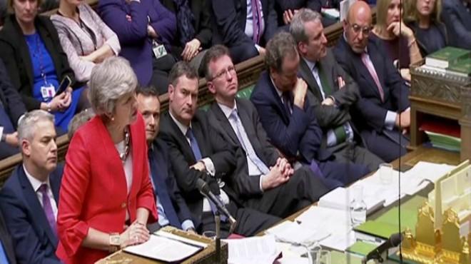 İngiltere'den Brexit Anlaşması'na ikinci veto