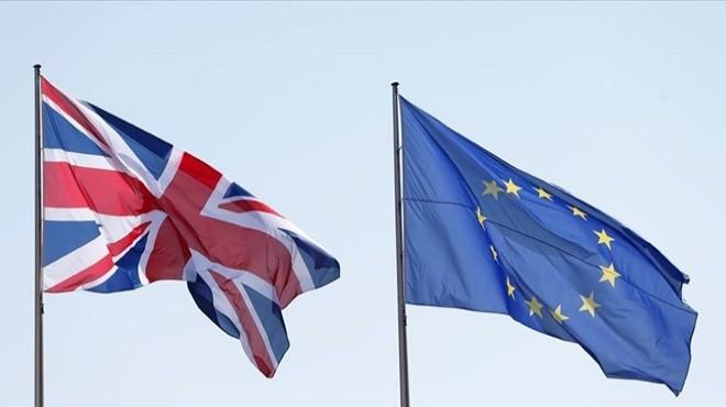 İngiltere'ye 'Brexit anlaşmasını ihlal' suçlaması
