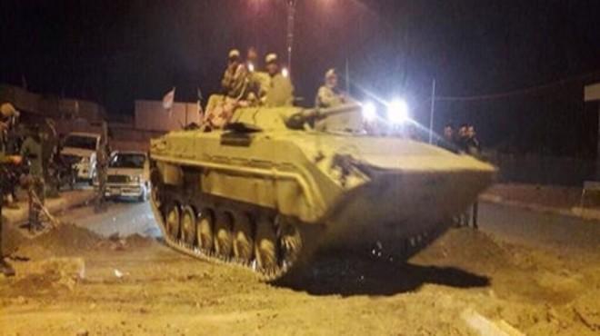 Irak, ordusu Kerkük'e ilerliyor!