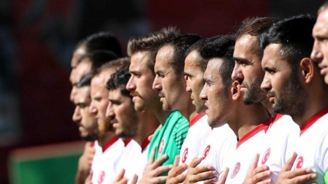 İşitme Engelliler Avrupa Futbol Şampiyonası'nda skandal kararlar