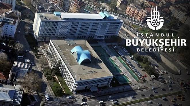 İstanbul Büyükşehir Belediyesi hesabına haciz!