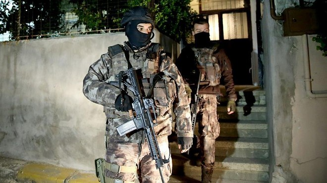 İstanbul'da 400 polisle operasyon!