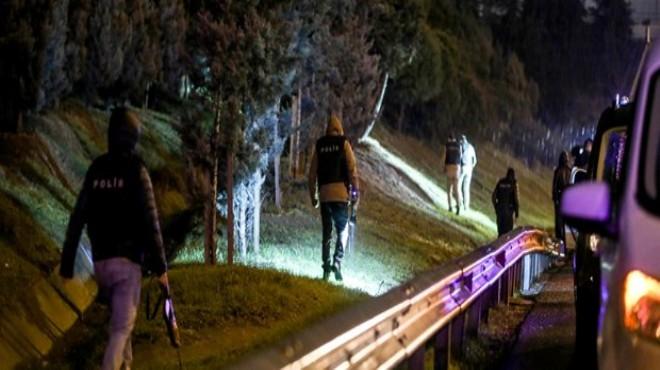İstanbul'da savcının aracına silahlı saldırı